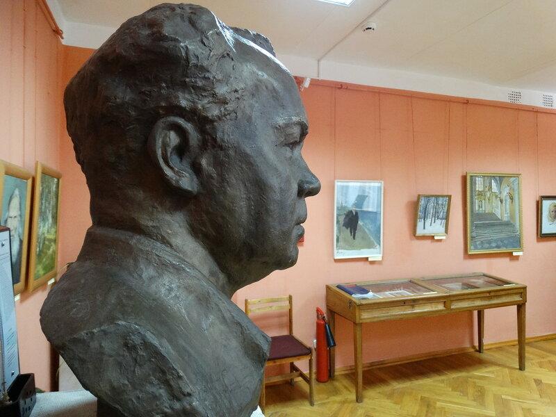 Музей Владимира Серова (Эммаус)