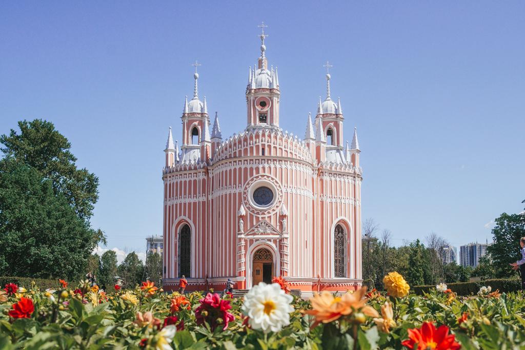Чесменская церковь (Санкт-Петербург)