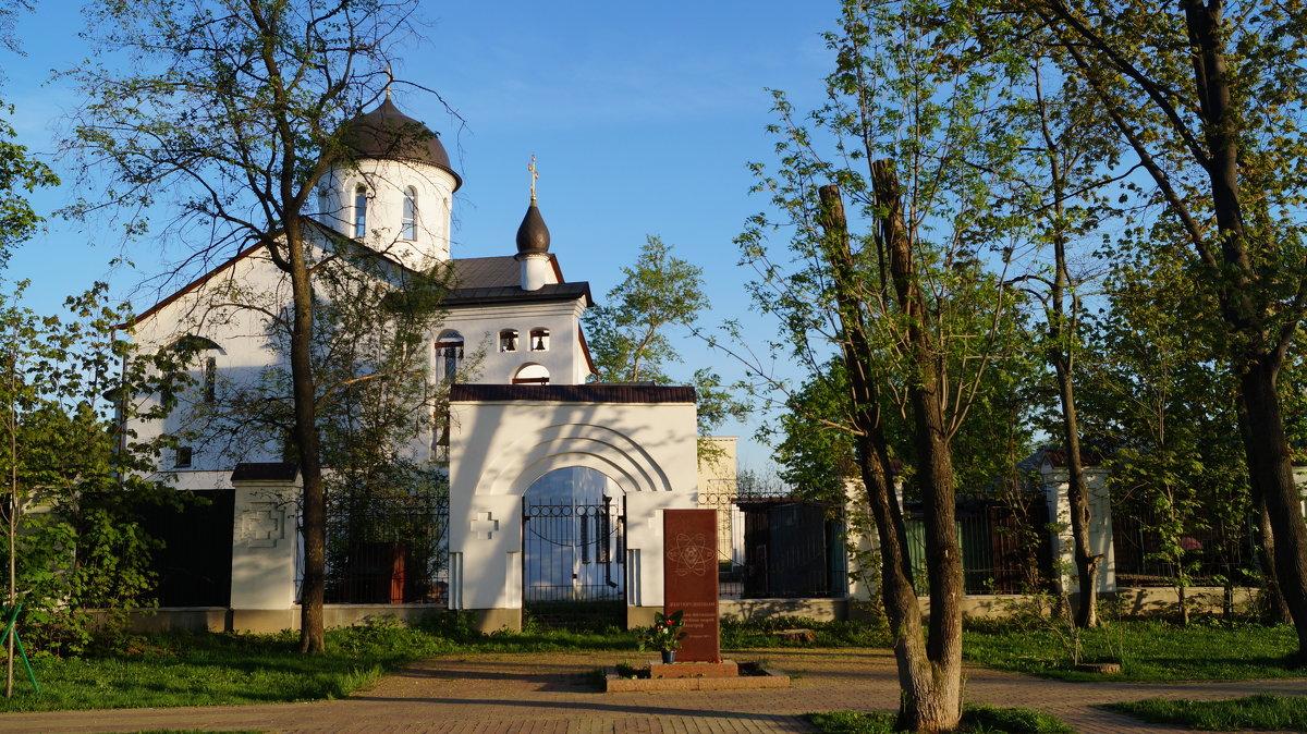 Церковь Преображения Господня (Долгопрудный)