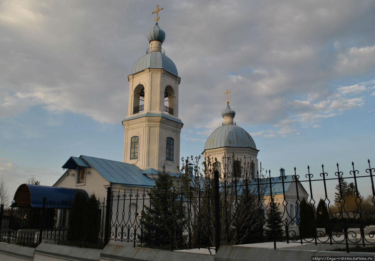 Собор Рождества Пресвятой Богородицы (Алатырь)