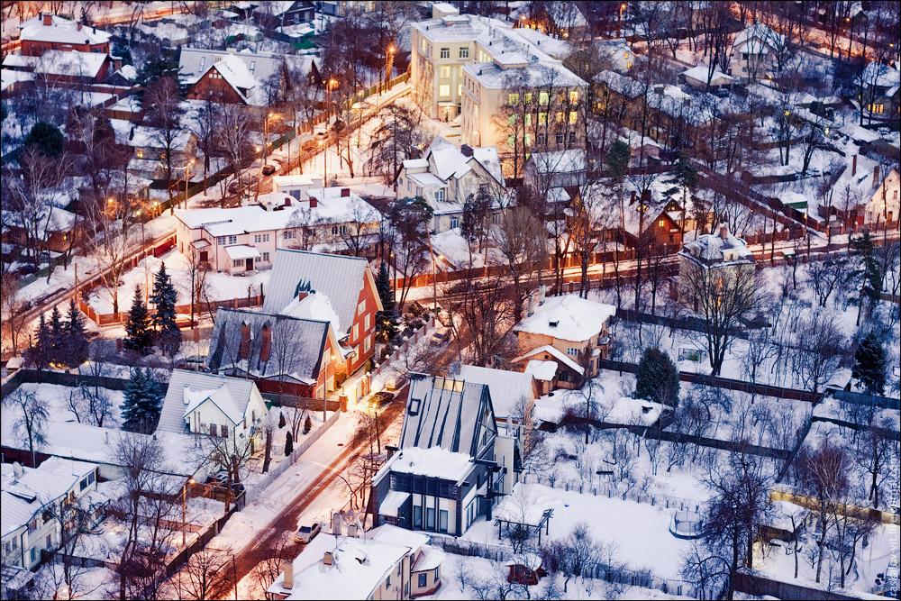 Посёлок художников на Соколе (Москва)