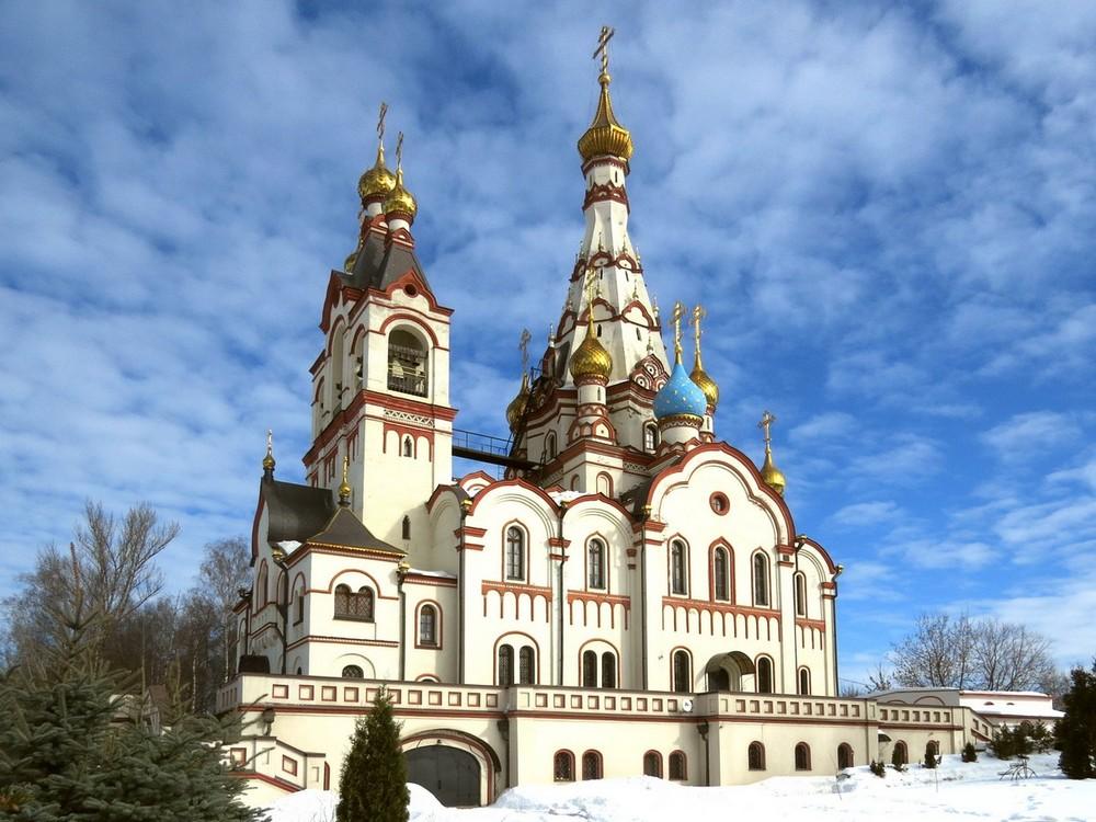 Церковь Казанской Иконы Божьей Матери (Долгопрудный)