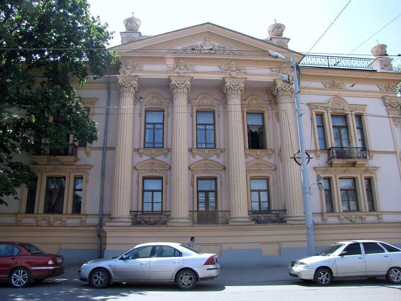 Историко-краеведческий музей (Дворец Алфераки) (Таганрог)