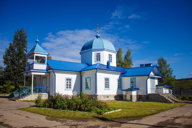 Церковь Параскевы Пятницы (Боровичи)