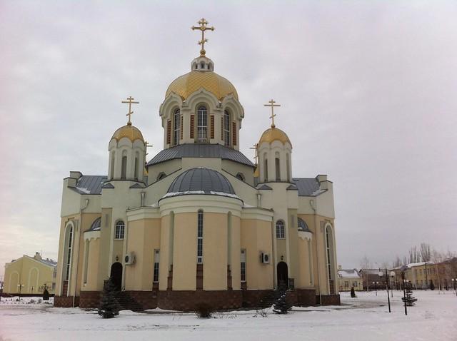 Церковь Александра Невского (Россошь)
