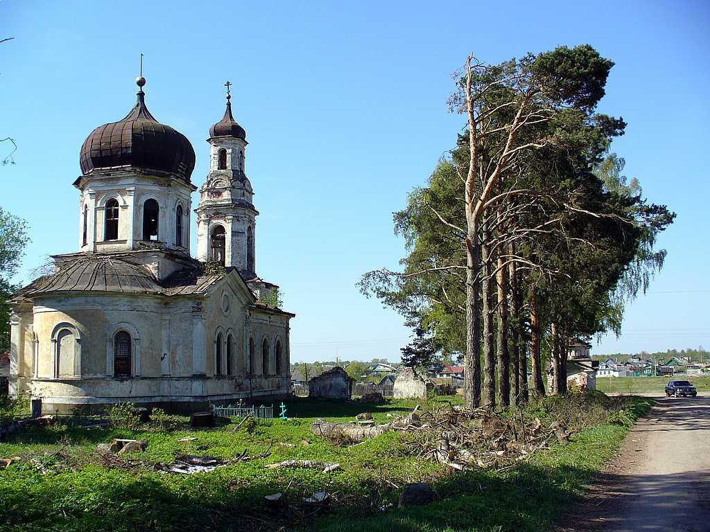 Церковь Вознесения Господня (Торжок)