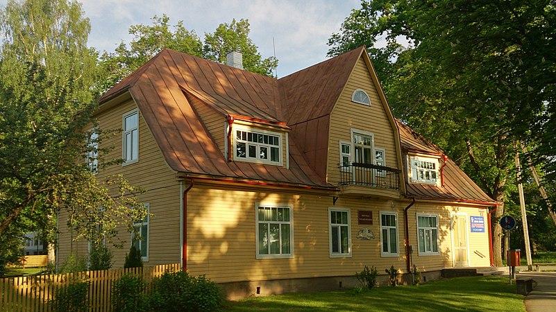 Дом-музей Фридебертa Тугласа (Эстония)