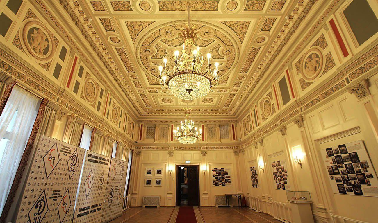 Центральный дом шахматиста (Москва)