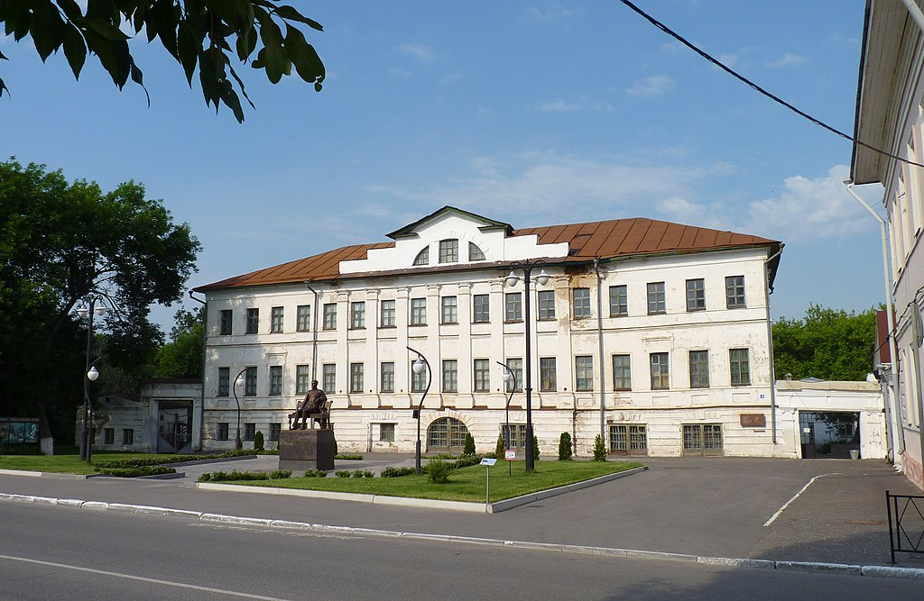 Дом Зворыкиных (Муром)