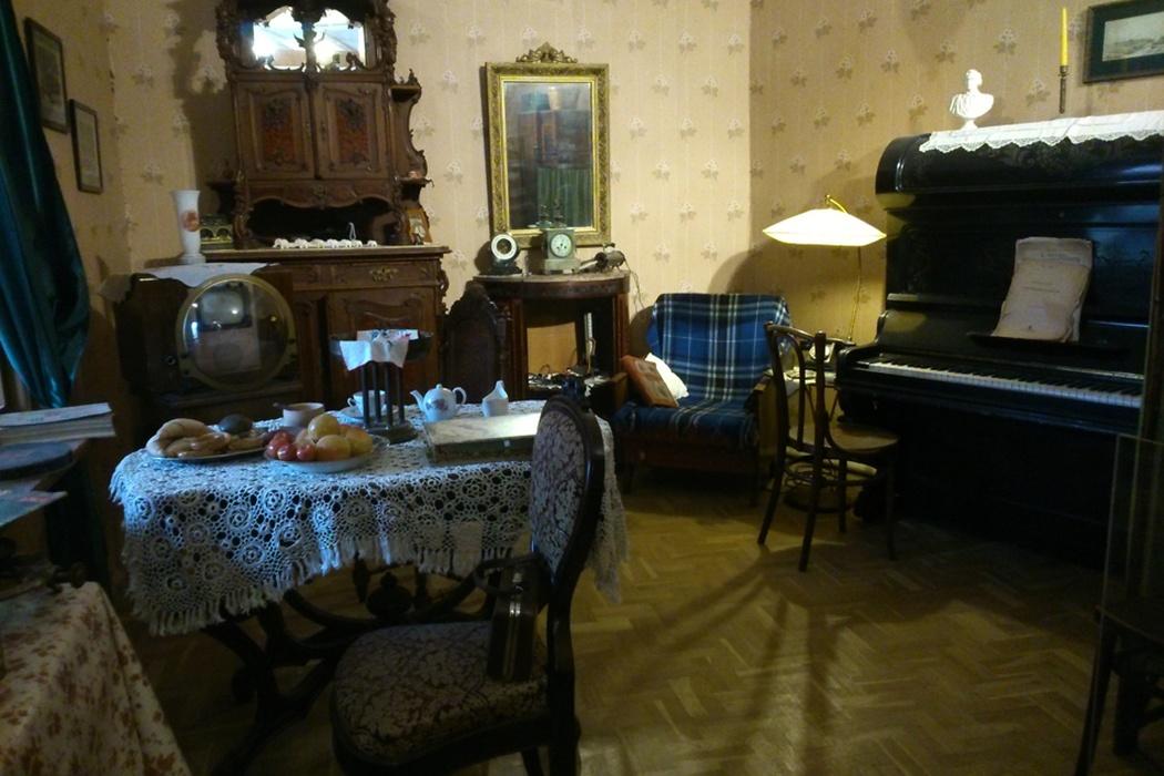 Государственный музей истории Санкт-Петербурга (Особняк Румянцева) (Санкт-Петербург)