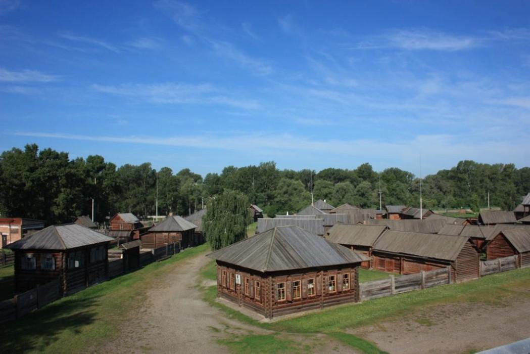 Историко-этнографический музей-заповедник «Шушенское» (Шушенское)