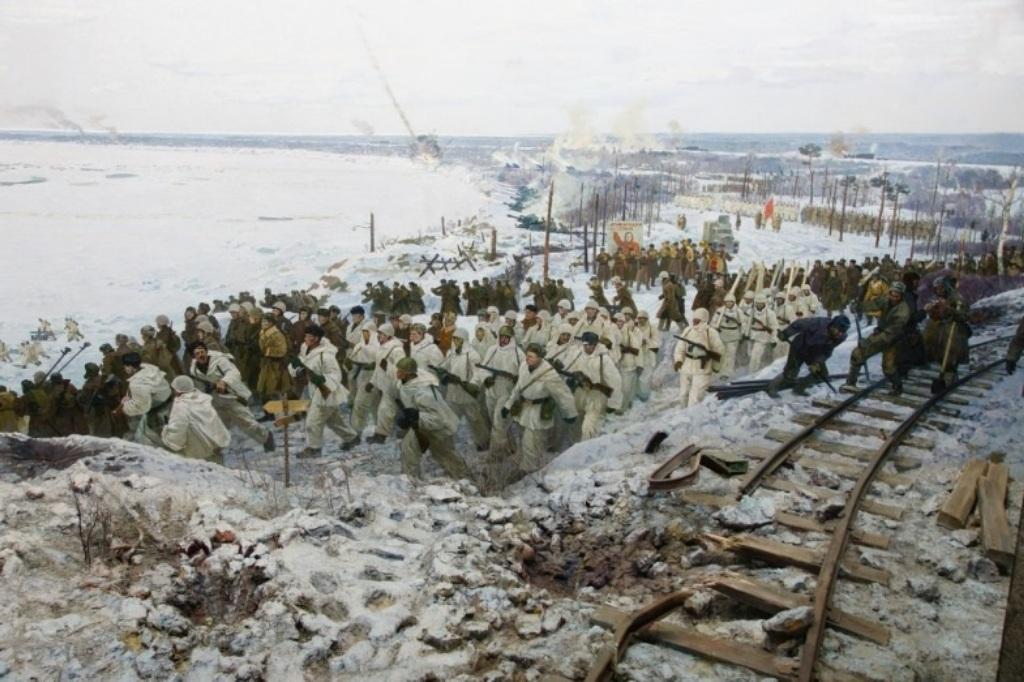 Музей-диорама «Прорыв блокады Ленинграда» (Кировск)