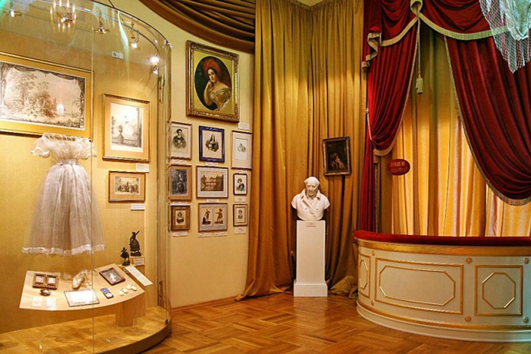 Музей театрального и музыкального искусства (Санкт-Петербург)