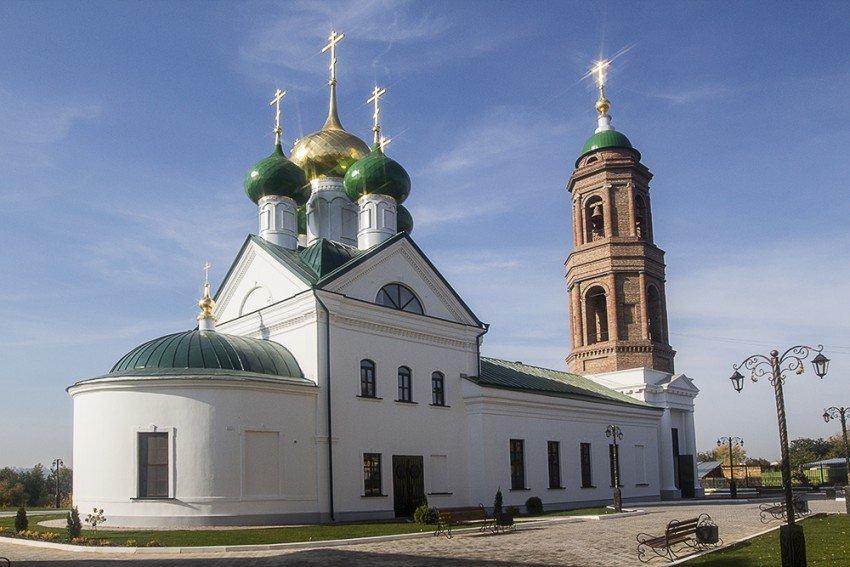 Церковь Сергия Радонежского (Бор)