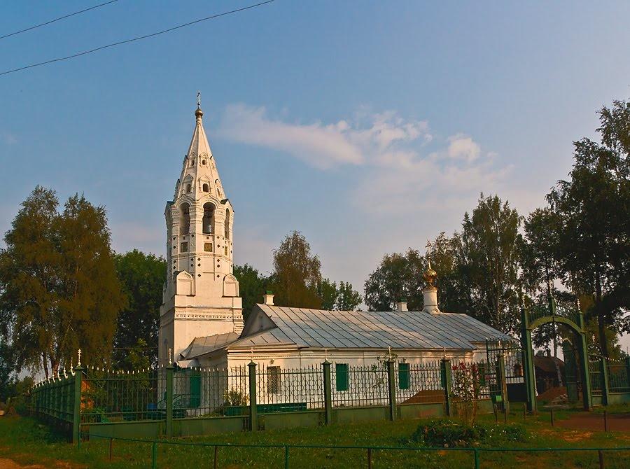 Покровская церковь (Тутаев)