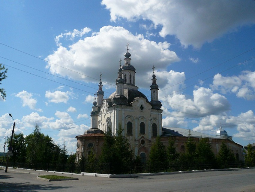Собор Спаса Преображения (Шадринск)