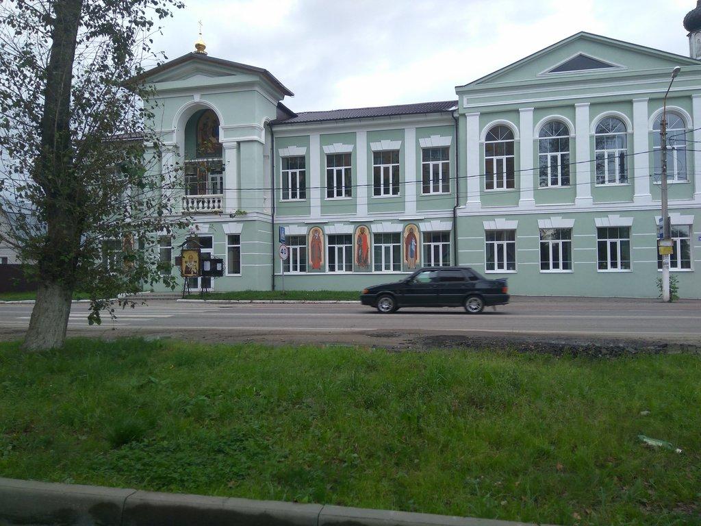 Храм святителя Николая в Филимонове (Павловский Посад)