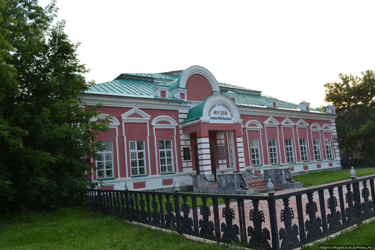 Темниковский историко-краеведческий музей им.Ф. Ф. Ушакова (Темников)