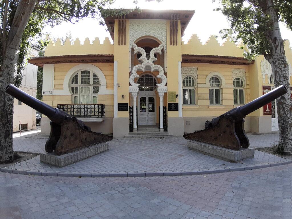 Евпаторийский краеведческий музей (Евпатория)
