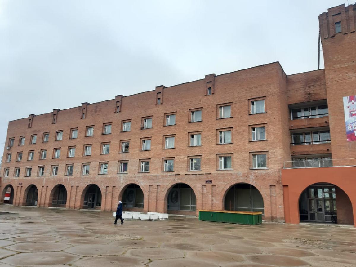 Музей природы пос. Борок (Ярославская область)