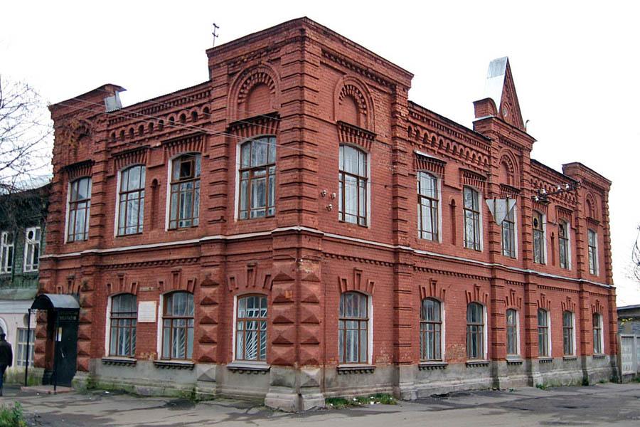 Здание городской типографии (Кинешма)