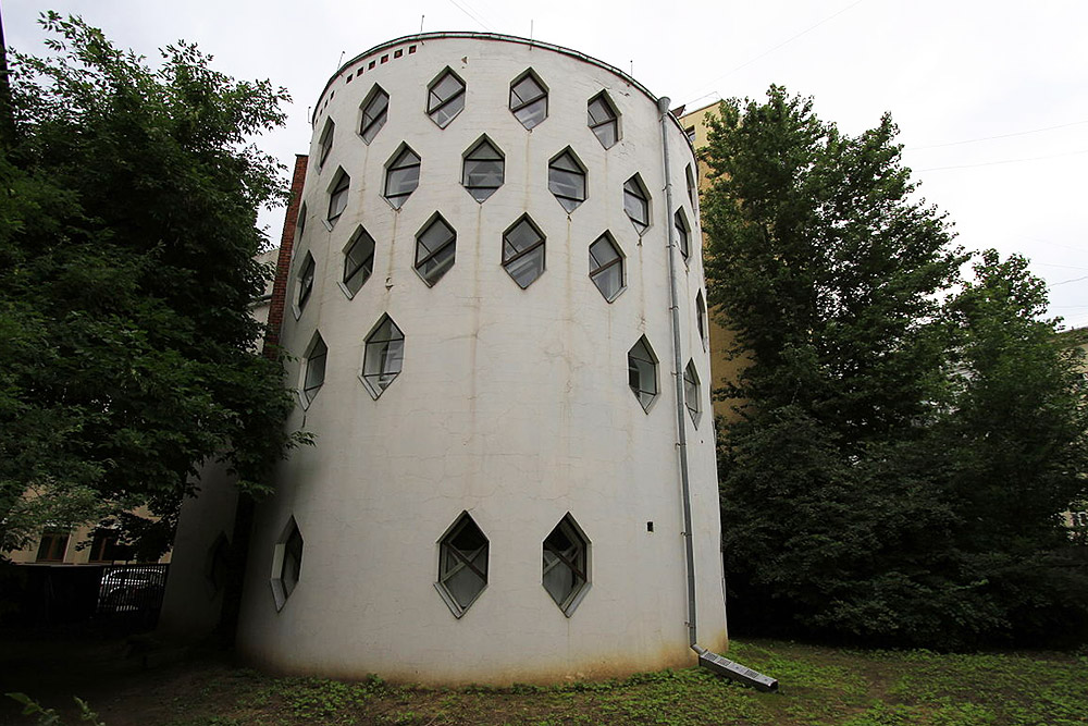 Дом-музей Мельниковых (Москва)