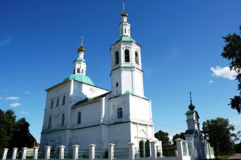 Спасский кафедральный собор (Тара)