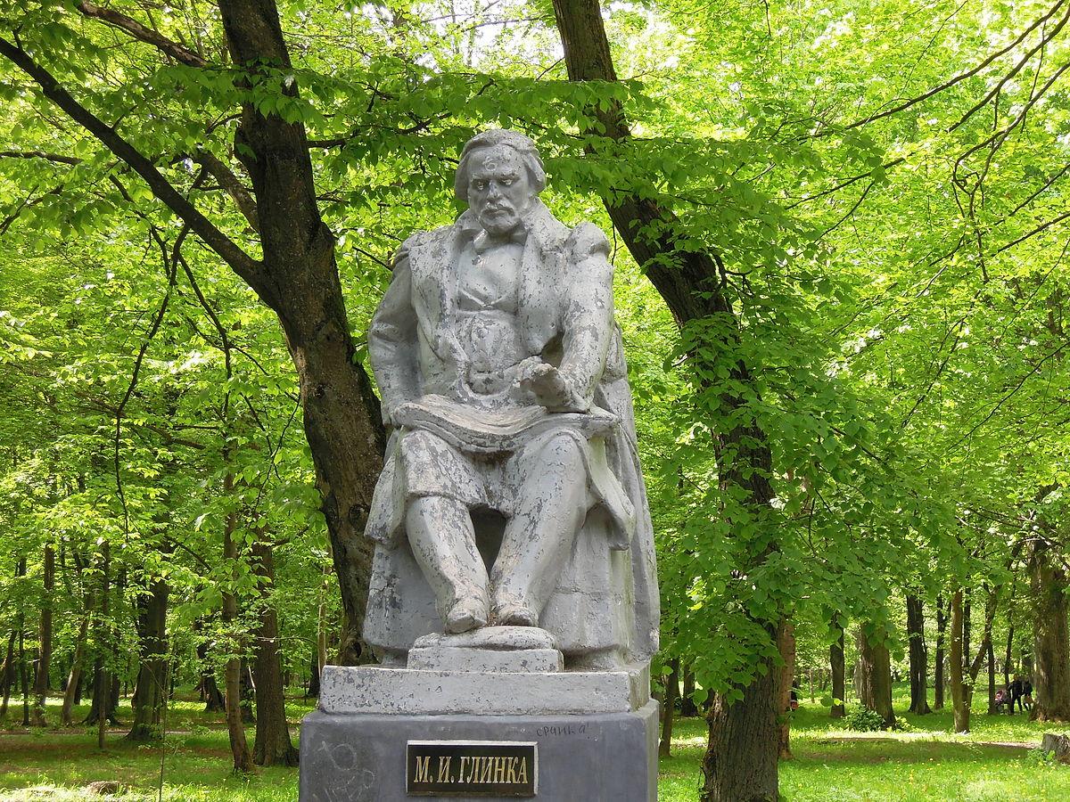 Памятник М. И. Глинке (Советск)