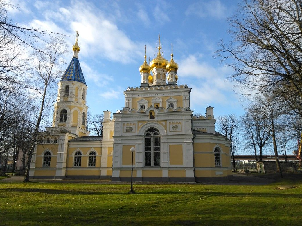 Церковь Николая Чудотворца (Вентспилс) (Латвия)