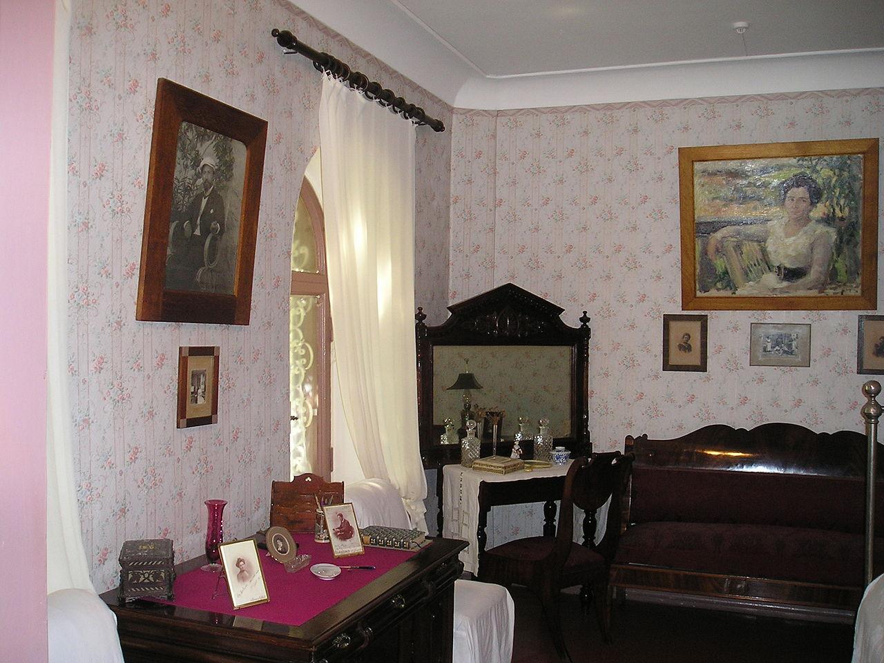 Дача «Омюр» (Музей Чехова) (Ялта)