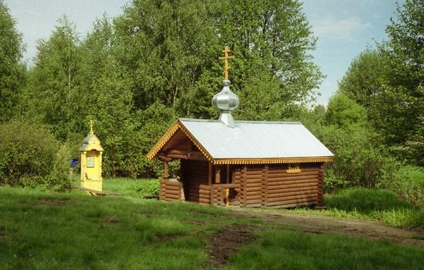 Святой источник Феодоровской иконы Божией Матери (Гжель)