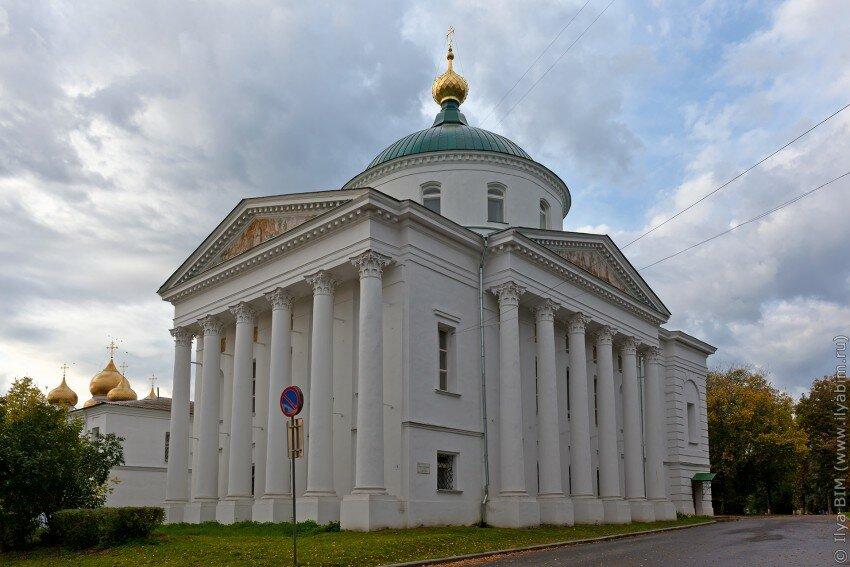 Церковь Ильи Пророка и Тихона (Ярославль)