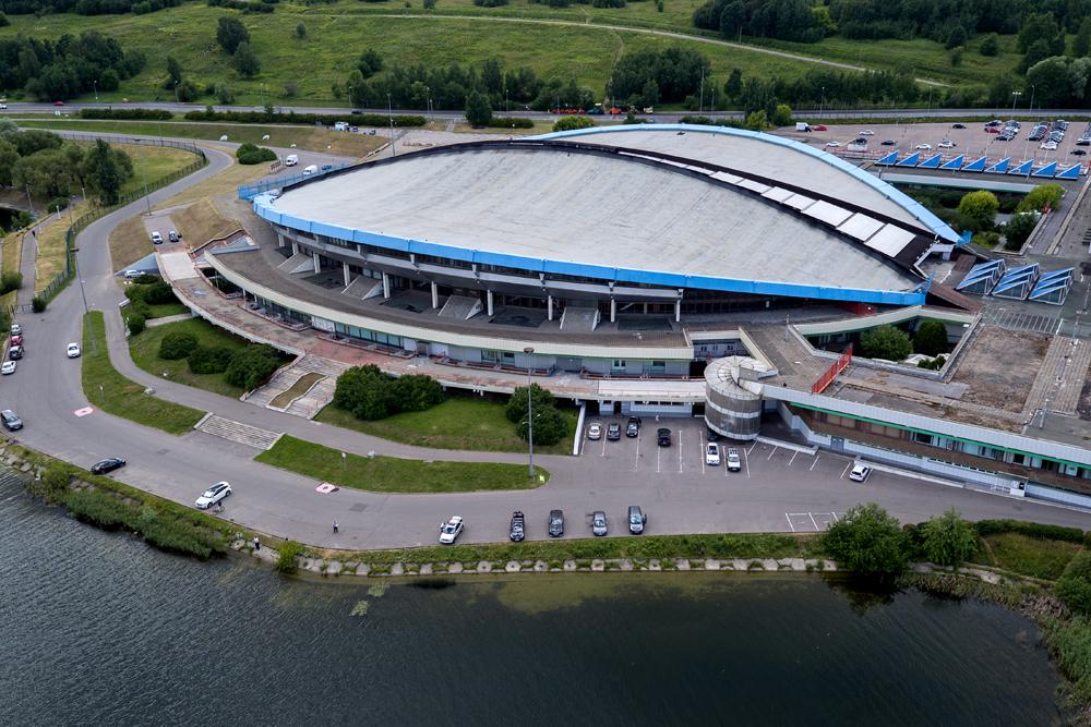 Олимпийские объекты в Крылатском (Москва)
