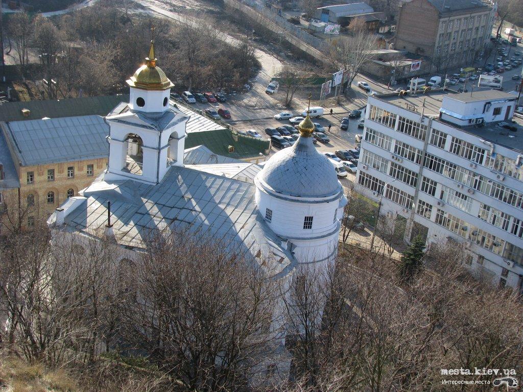 Крестовоздвиженская церковь (Киев)