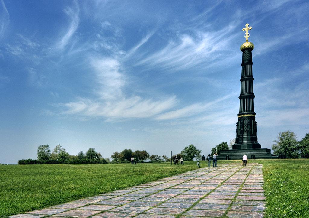 Военно-исторический и природный музей «Куликово поле» на Красном холме (Тульская область)