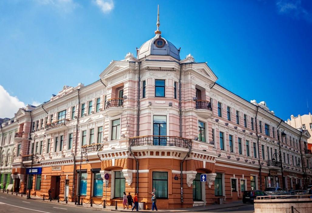 Государственный объединенный музей имени В. К. Арсеньева (Владивосток)