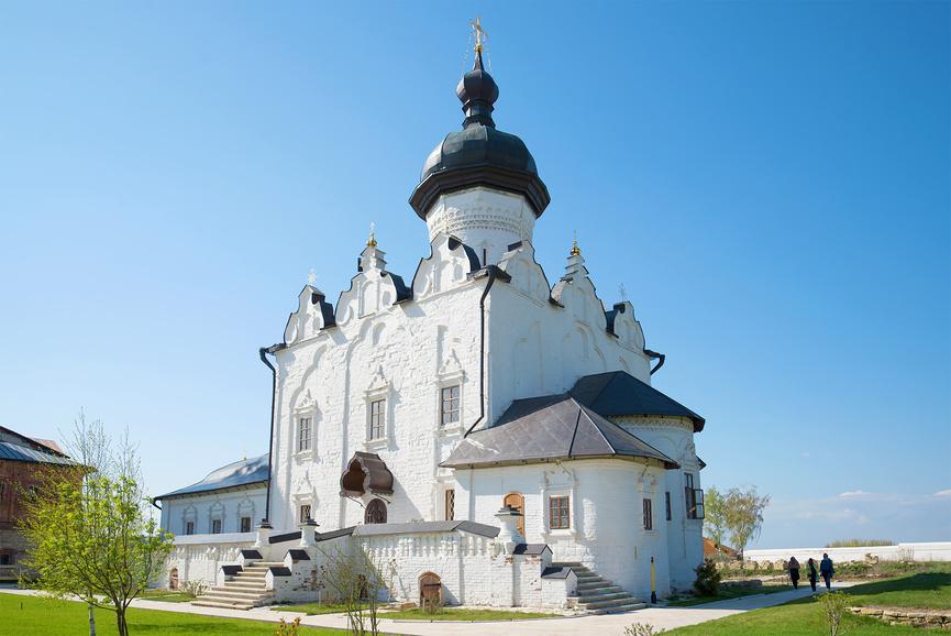 Богородице-Успенский мужской монастырь (Свияжск)