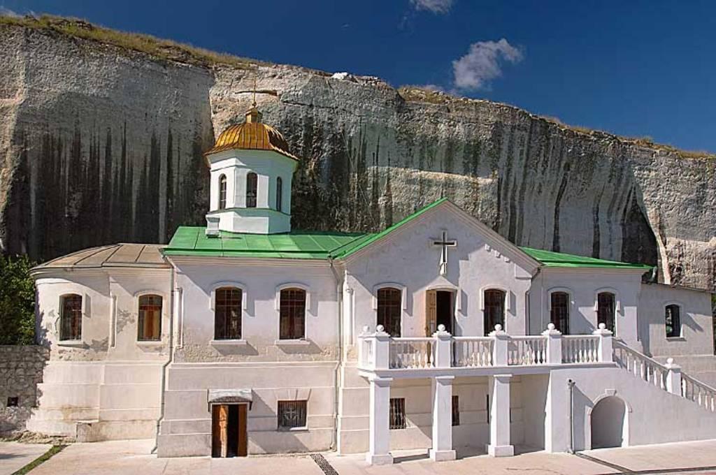 Инкерманский Свято-Климентовский пещерный монастырь (Инкерман)