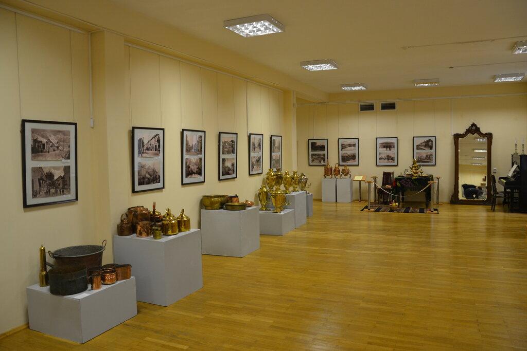 Лидский историко-художественный музей (Лида)