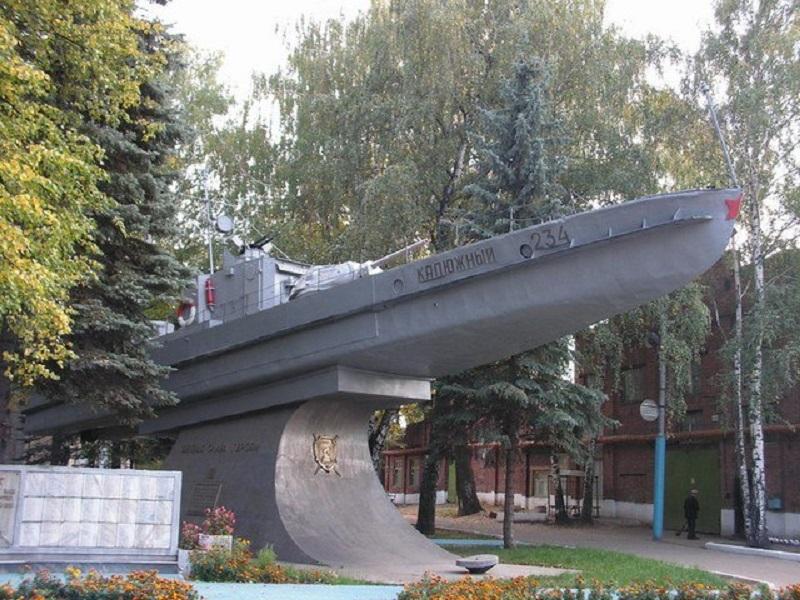 Бронекатер БКА-75 «Калюжный» (Зеленодольск)