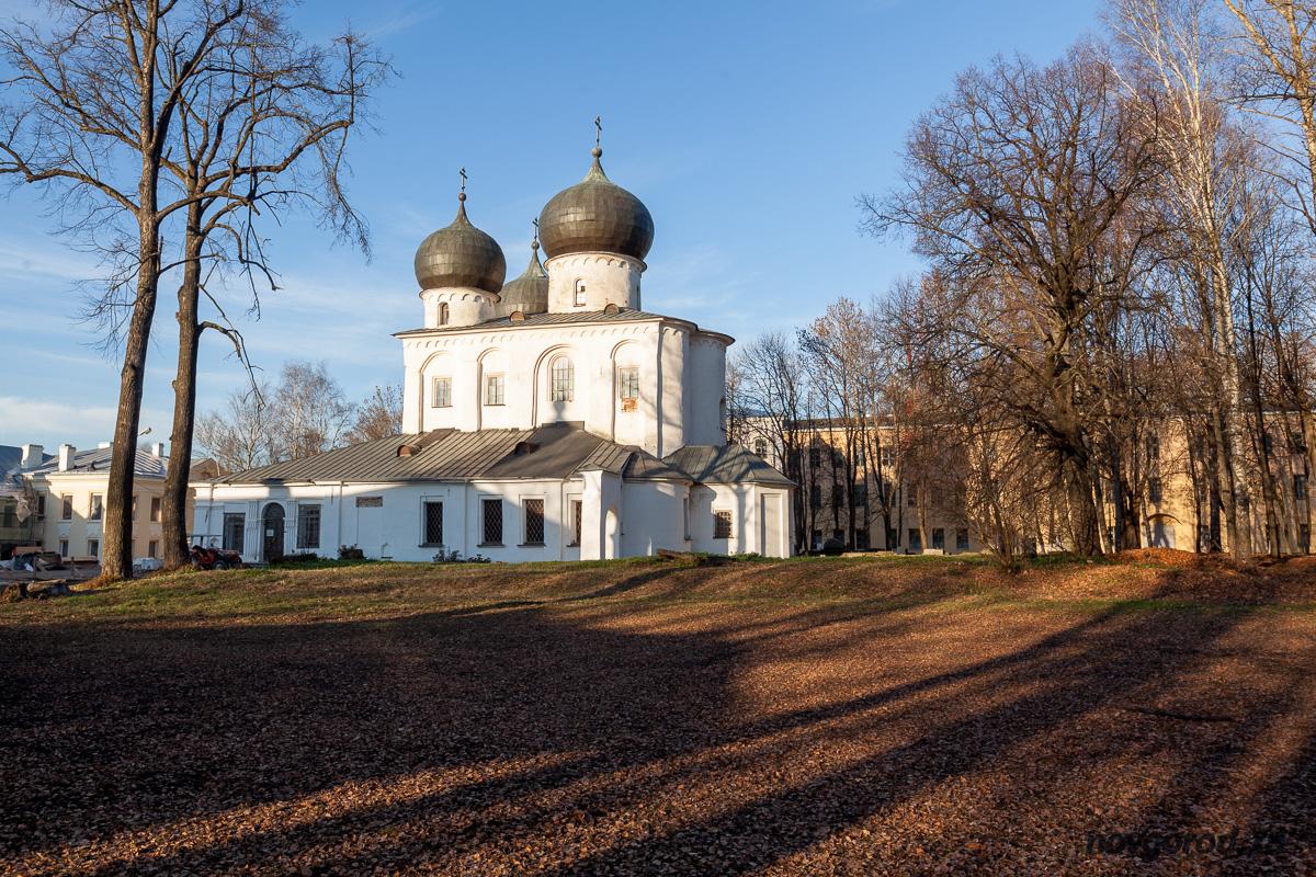 Антониев монастырь (Великий Новгород)