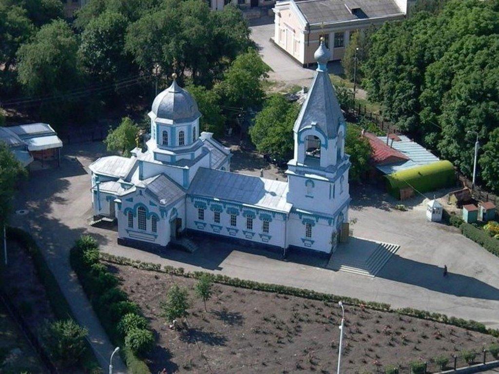 Свято-Успенская церковь (Тихорецк)