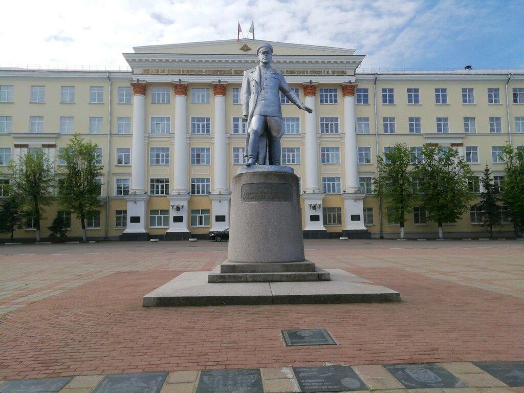 Памятник Г.К. Жукову (Тверь)