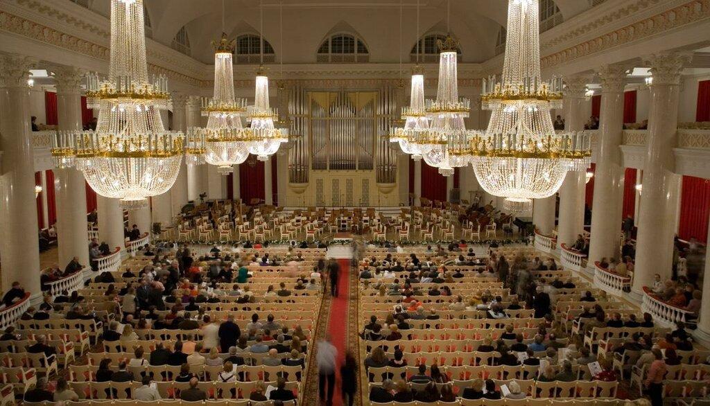 Филармония имени Шостаковича (Санкт-Петербург)