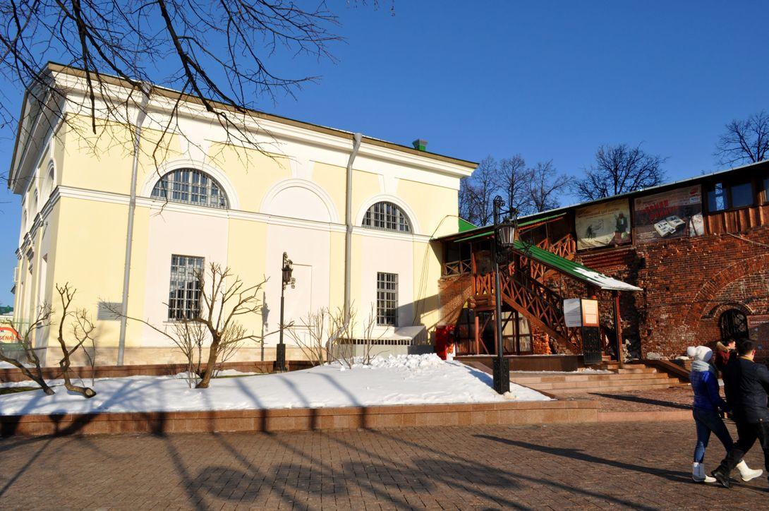 Арсенал Нижегородского Кремля (Нижний Новгород)