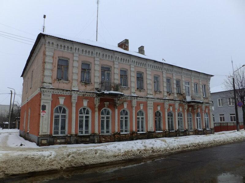 Дом купца Беленького (Рогачёв)