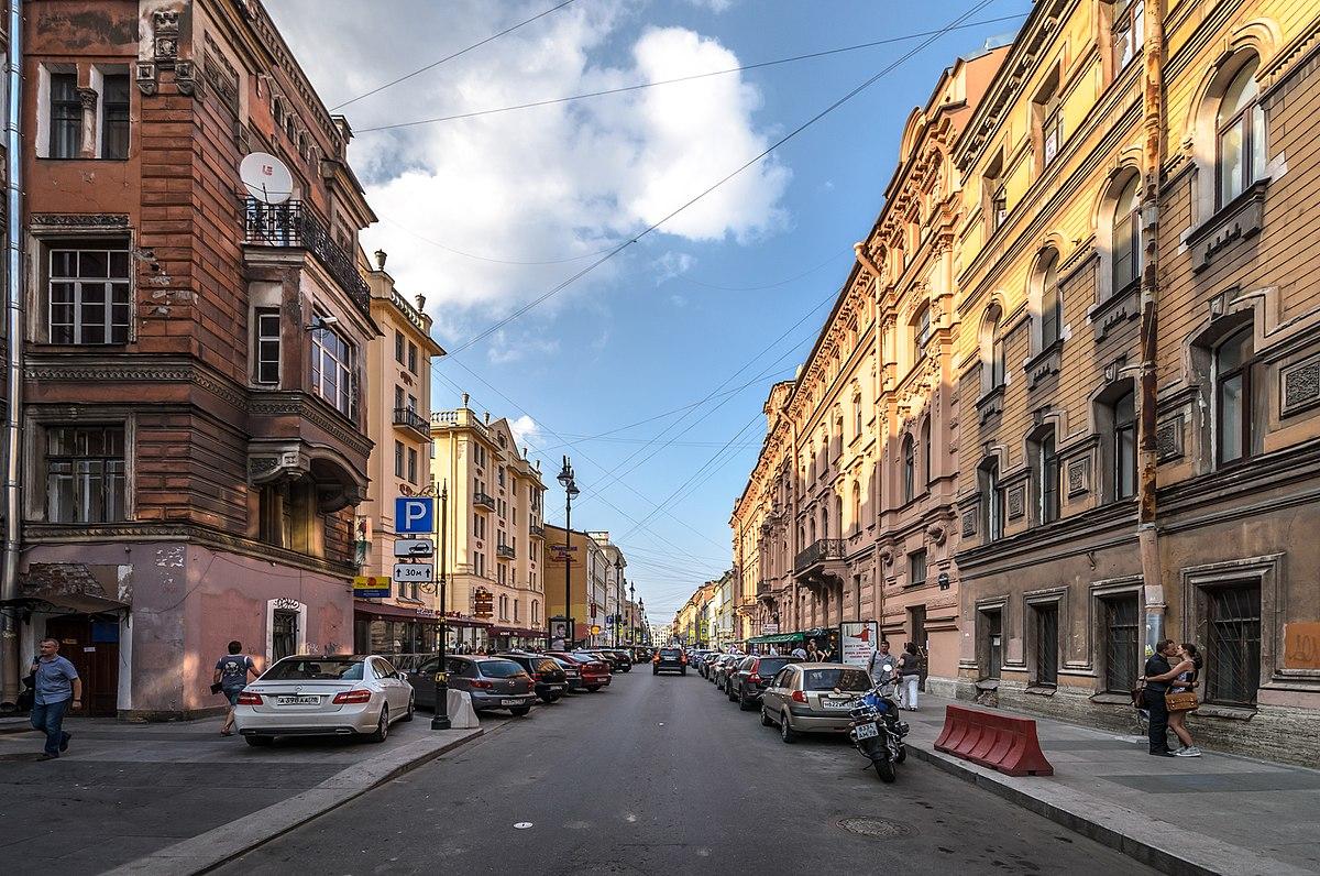 Доходный дом и зал собраний Н. П. Руадзе (здание Ленинградского рок-клуба) (Санкт-Петербург)