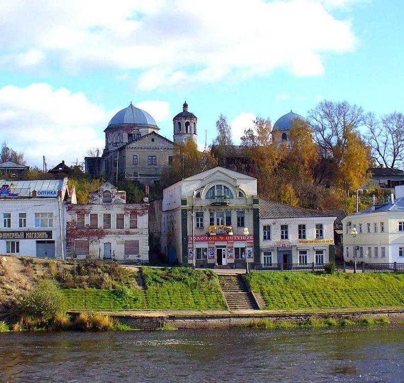 Воскресенский женский монастырь (Торжок)