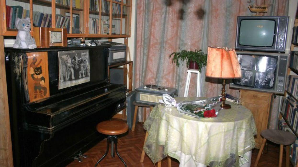Музей-квартира Вадима Алексеевича Козина (Магадан)