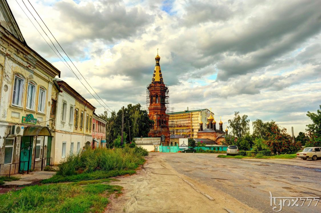 Казанская Пятницкая церковь (Алатырь)
